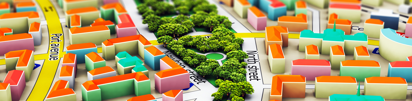 Master Planning Urban Design Services