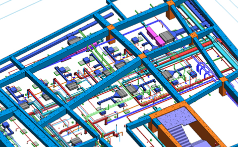 BIM MEP Services for a Leading Hospital Group based in South America