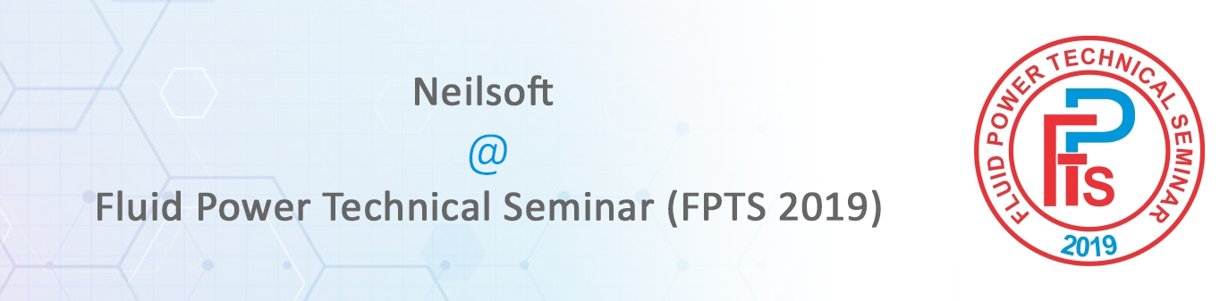 Neilsoft at the Fluid Power Technical Seminar (FPTS 2019)